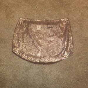 Urban Outfitters sequined Mini Skirt!